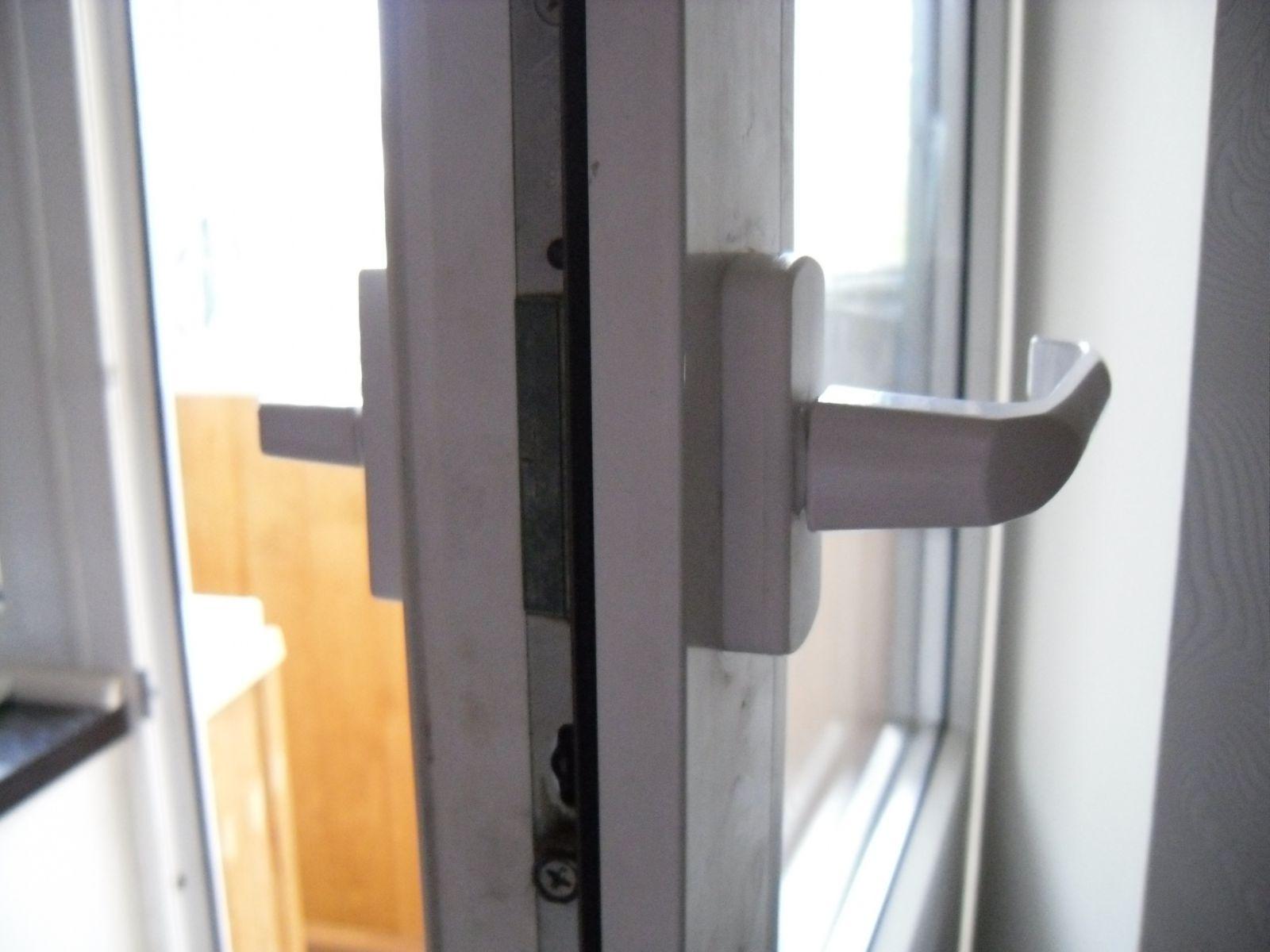 Установка балконных дверей своими руками 17